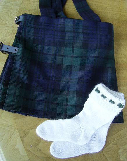 Baby-kilt-and-socks