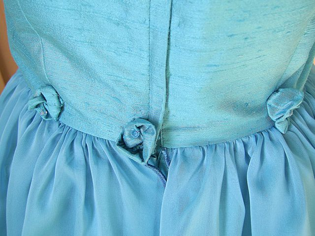 Flowergirl-light-blue-dress-detail