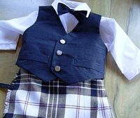 baby kilt outfit