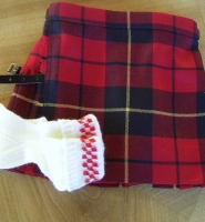 Modern-Red-Wallace-kilt-for-baby