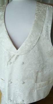Double-breasted-ivory-waistcoat