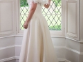 Wedding-gown-withfeathering