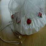 Flower Girl Rosebud Bag