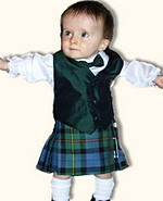 pageboy kilt outfit